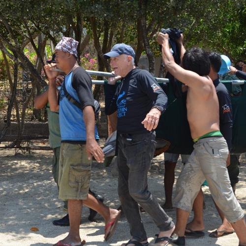 リック・オバリー インドネシア ドルフィンプロジェクト